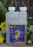 Beyond bottle - makes 16 gallons of solution to treat 1000 of seeds/plants