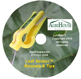Leaf Sensor Manuals and Tips - download