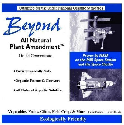 BEYOND™ All Natural Plant Amendment - 16 fl. oz.